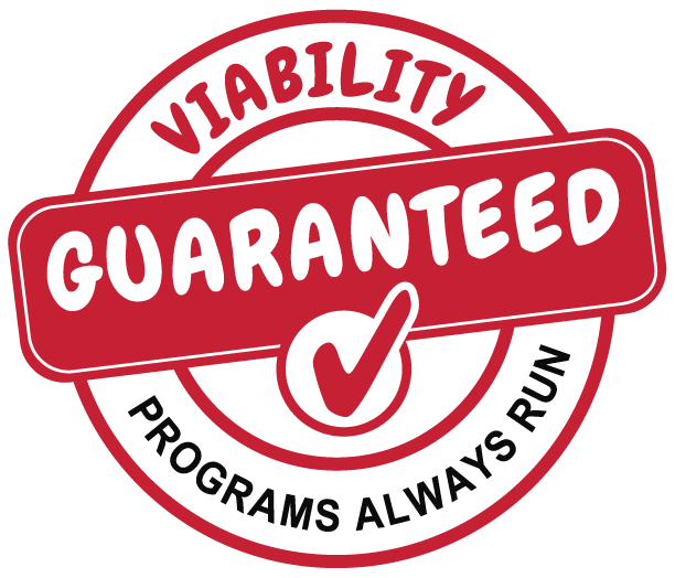 viability guaranteed logo