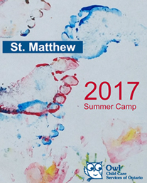 St. Matthew Yearbook Cover